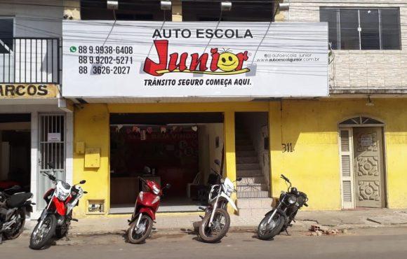 AUTOESCOLA JUNIOR SÃO BENEDITO
